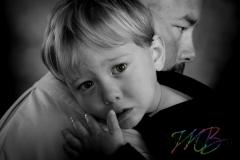 Little_boy_on_shoulder_BW